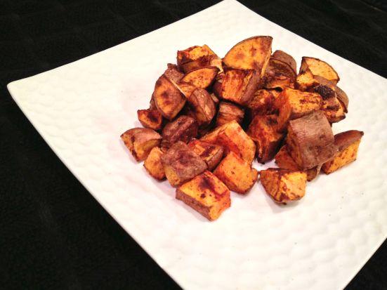 Cinnamon Sweet Potatoes 4