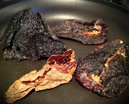 toasted chilis
